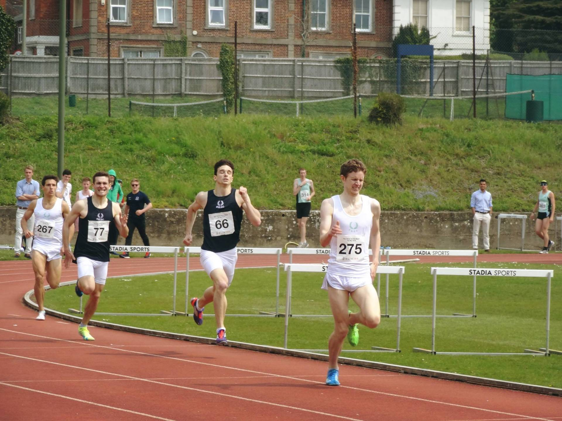 Sophie opens her season with a 70m Throw – Zac sets a new 800m PB for Cambridge – Northern League first Fixture