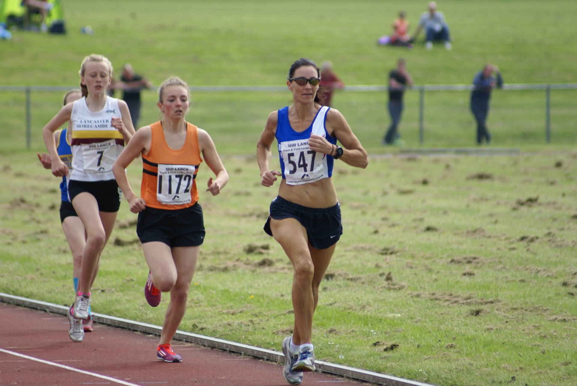 Mid Lancs League and more PB's for Harriers youngsters