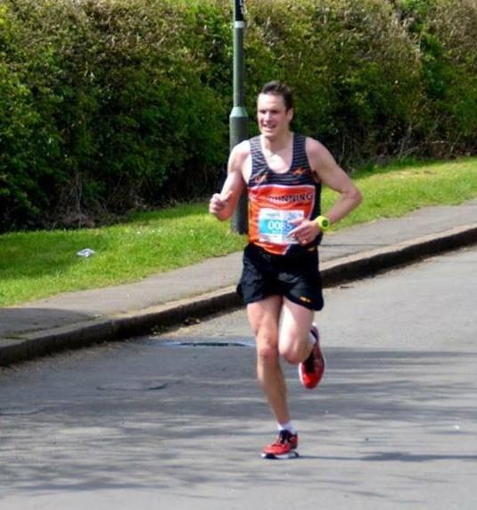 Ben wins Milton Keynes Marathon – Brian wins Horwich Triathlon – Three Peaks