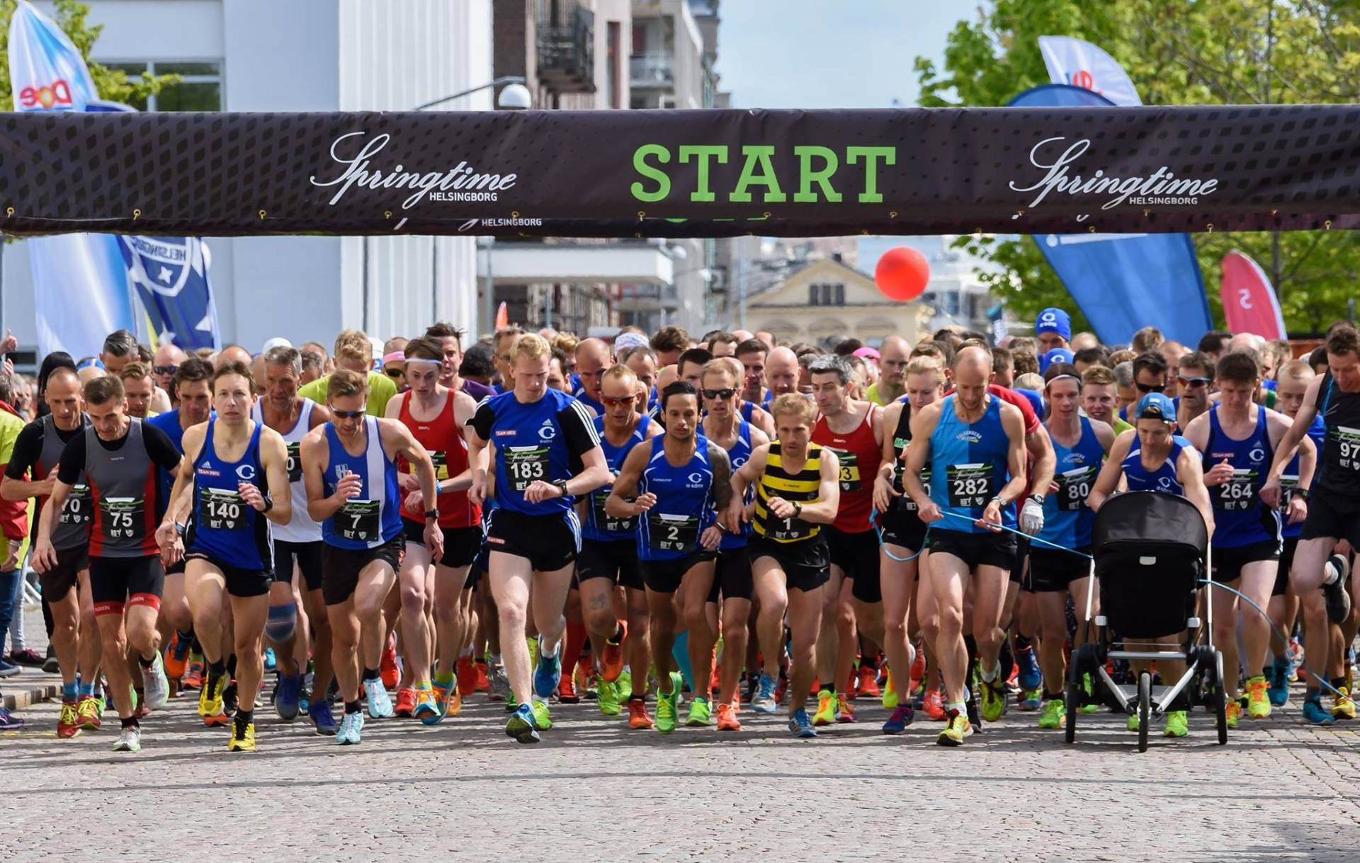 Andy in Helsingborg 10k – Jack wins at Malham – Inter-Counties Fell Championships – Chester Half-Marathon