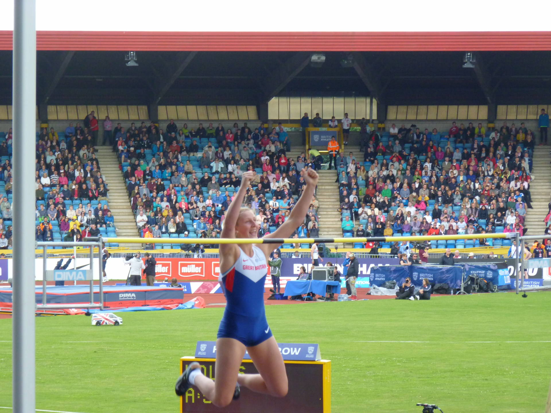 Holly, Sophie and Samantha are all off to the Rio Olympics – Alison and Sophie selected for European Championships