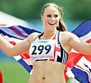 Sophie Throws a seasons best approaching the British Championships & Olympic Trials
