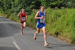 Ben wins Meerbrook 15 – John and Jack set new PB's at Podium 5k – Hat-Trick of V65 Wins for Evan in July – Teare Brothers at Isle of Man Championships