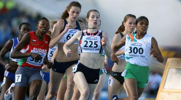 Blackburn Harrier Alison Leonard and the Olympic Dream