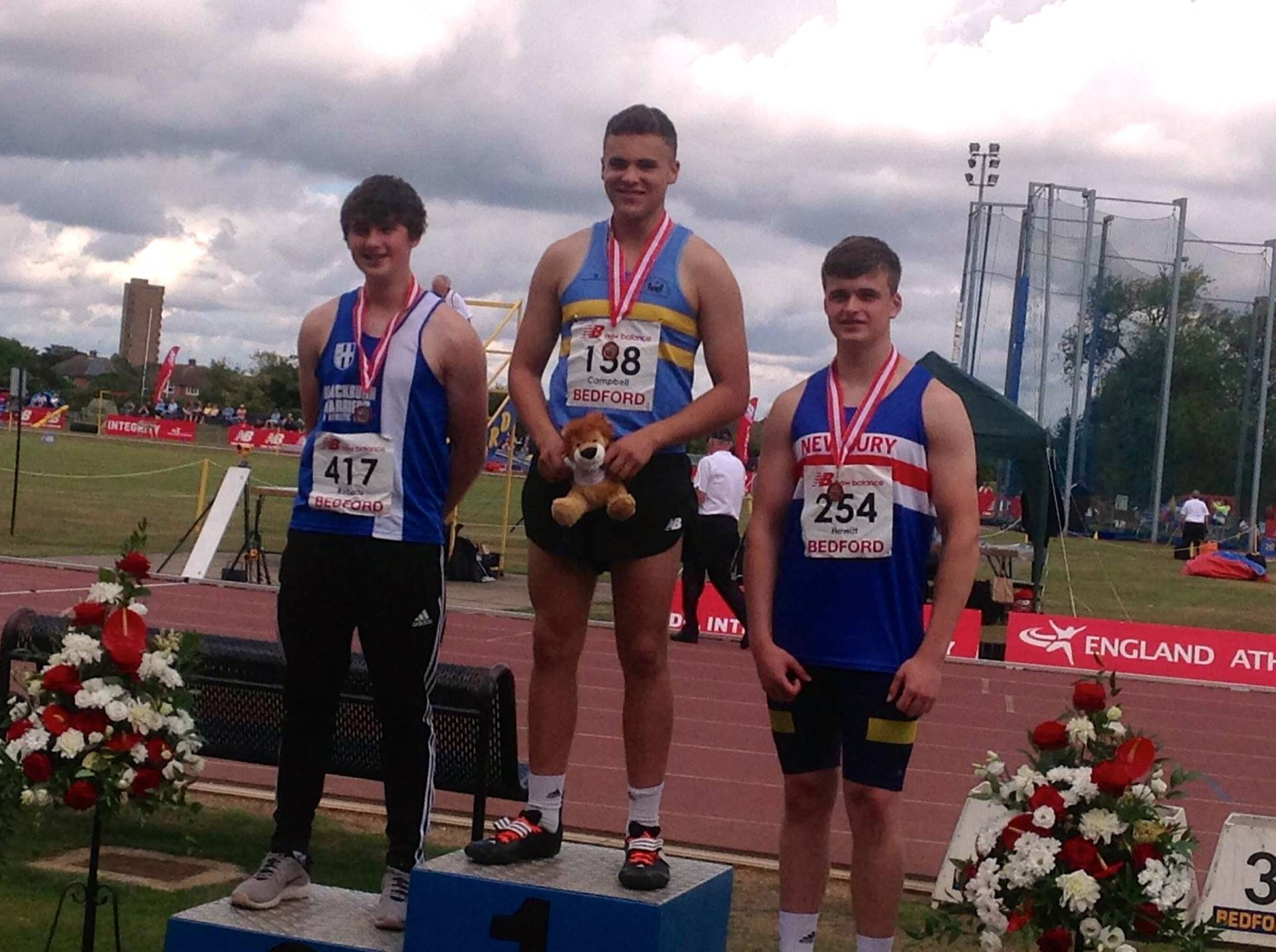 Sophie is 2nd in Poland following her Olympic Bronze Medal – Jacob and Charlie Medal at National Championships