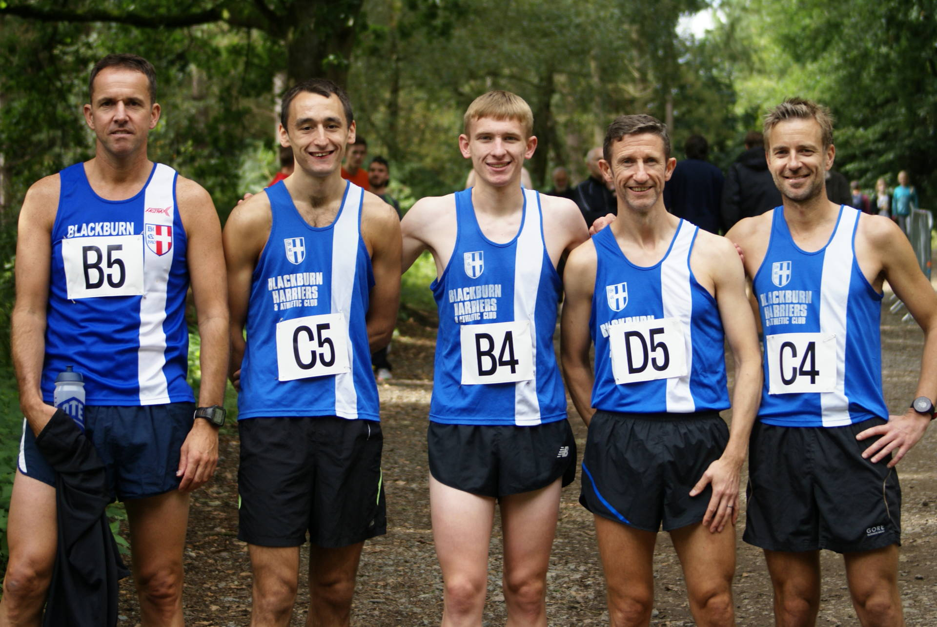 Six Medal positions and some good performances by the Harriers at the North West Road Relays