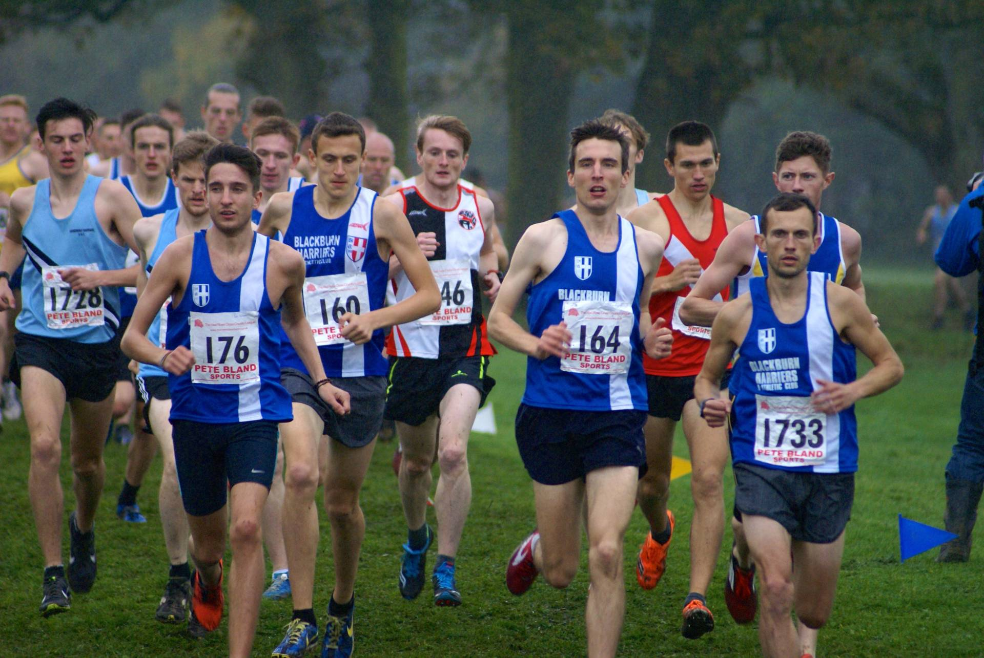 Harriers win again at Witton Park Red Rose League – Accrington 10k & other Results