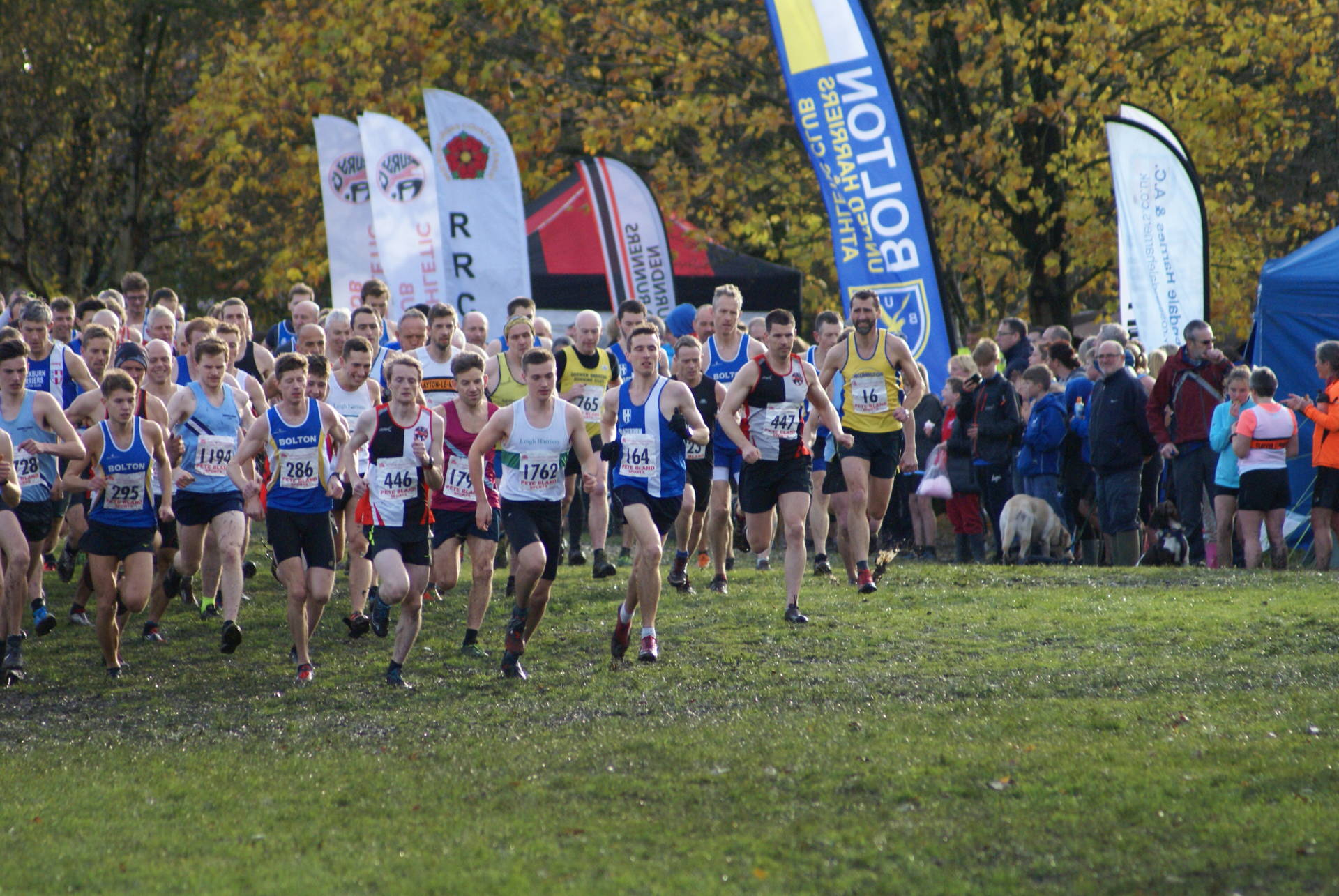 Senior Men's Team leading Red Rose XC League after Fixture (3) – New PB's for Senior Women at Cheshire 10k – Windmill 10k