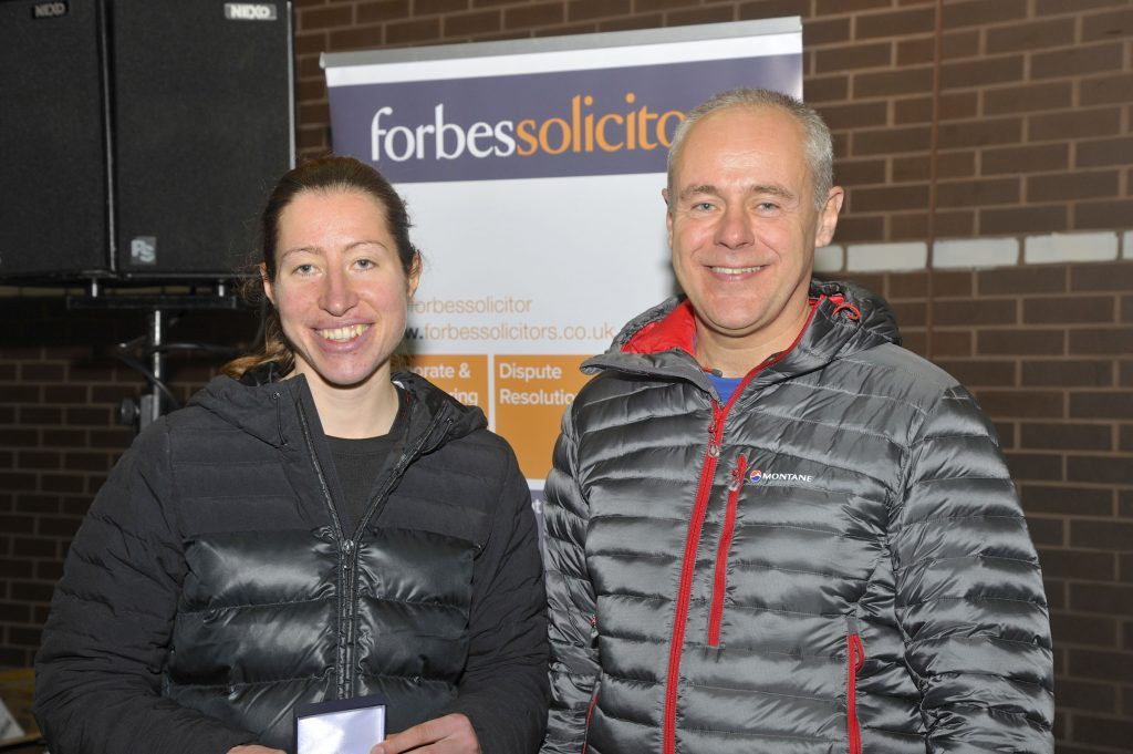 Northern Champs Bronze Medal Winner - Alison Leonard (Blackburn Harriers)