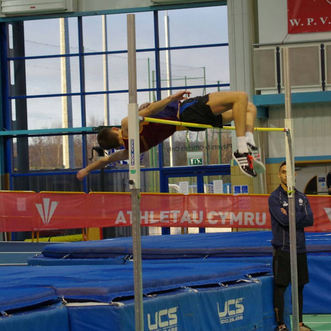 Higher & Higher for Joe in Cardiff – PB for Millie at Sheffield