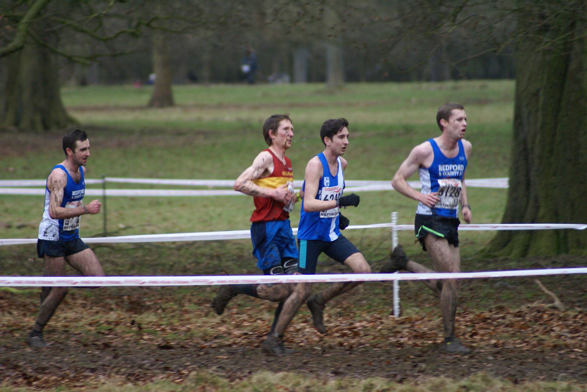 National Cross Country Championships at Wollaton Park