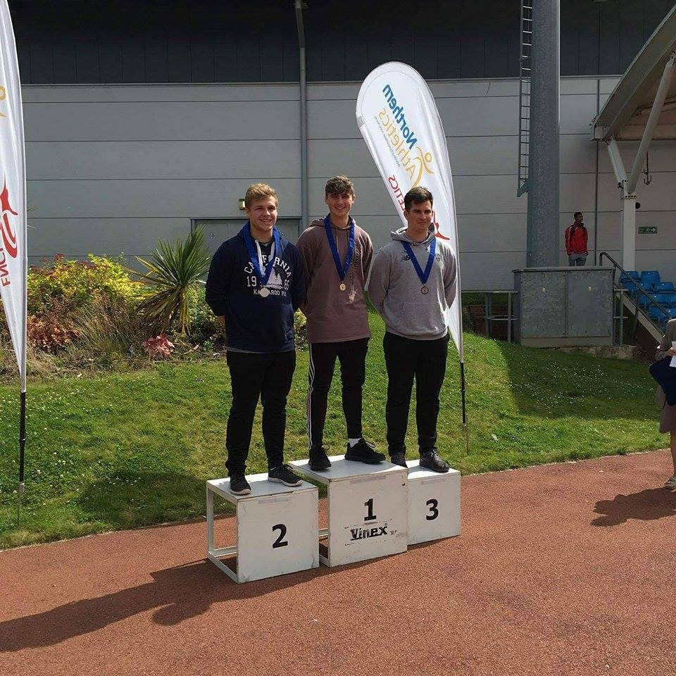 Jacob wins Northern U20 Title – Jack wins Epicman – Dexta 3rd in FRA Junior Championships