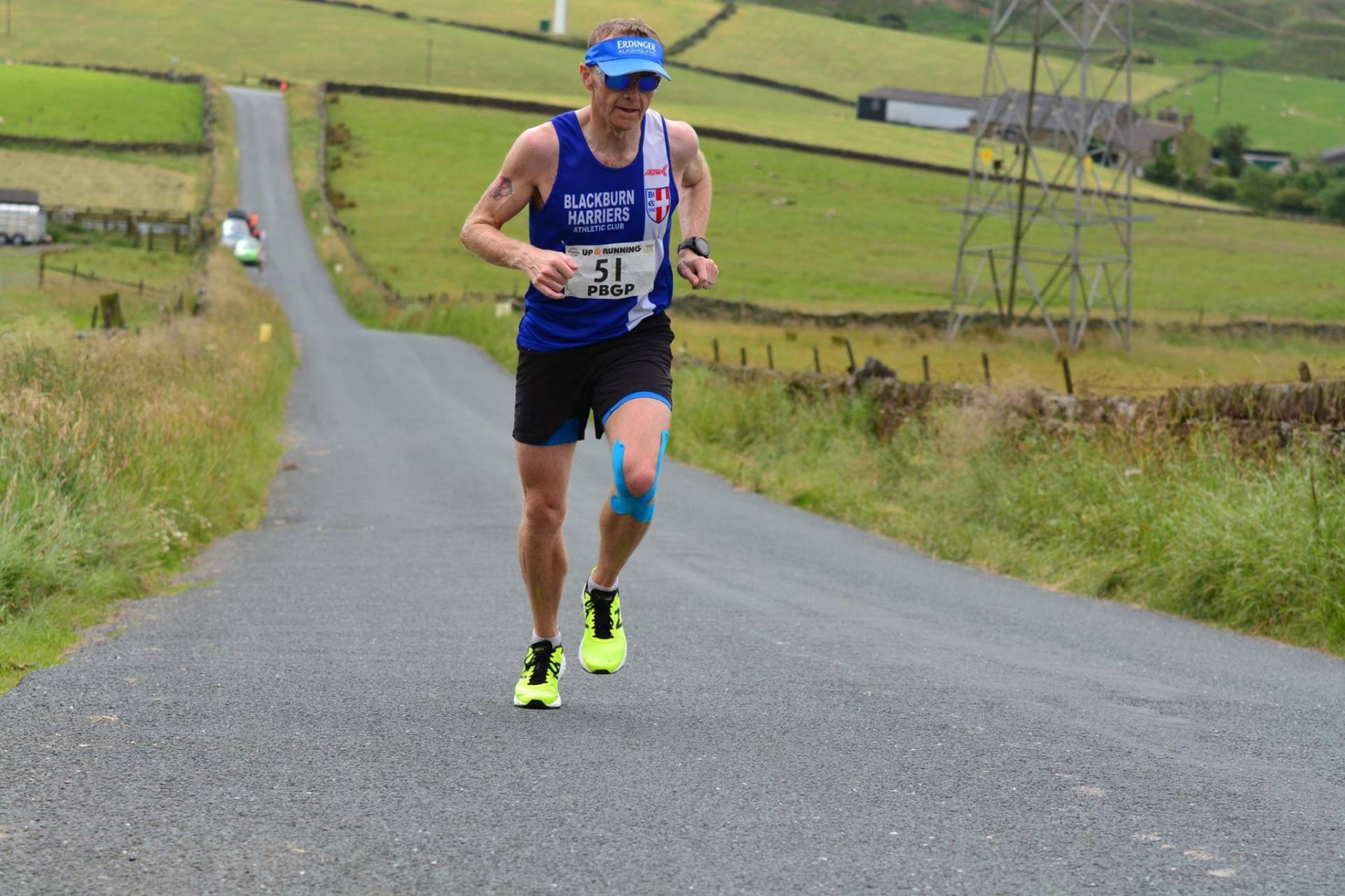 Shaun 2nd at Hendon Brook – Another win for Bob in Mont Blanc 23k Race – –  Paul 7th at Ullswater Tri – –  Danny makes Duathlon Debut – –  Bofra & Alva Games