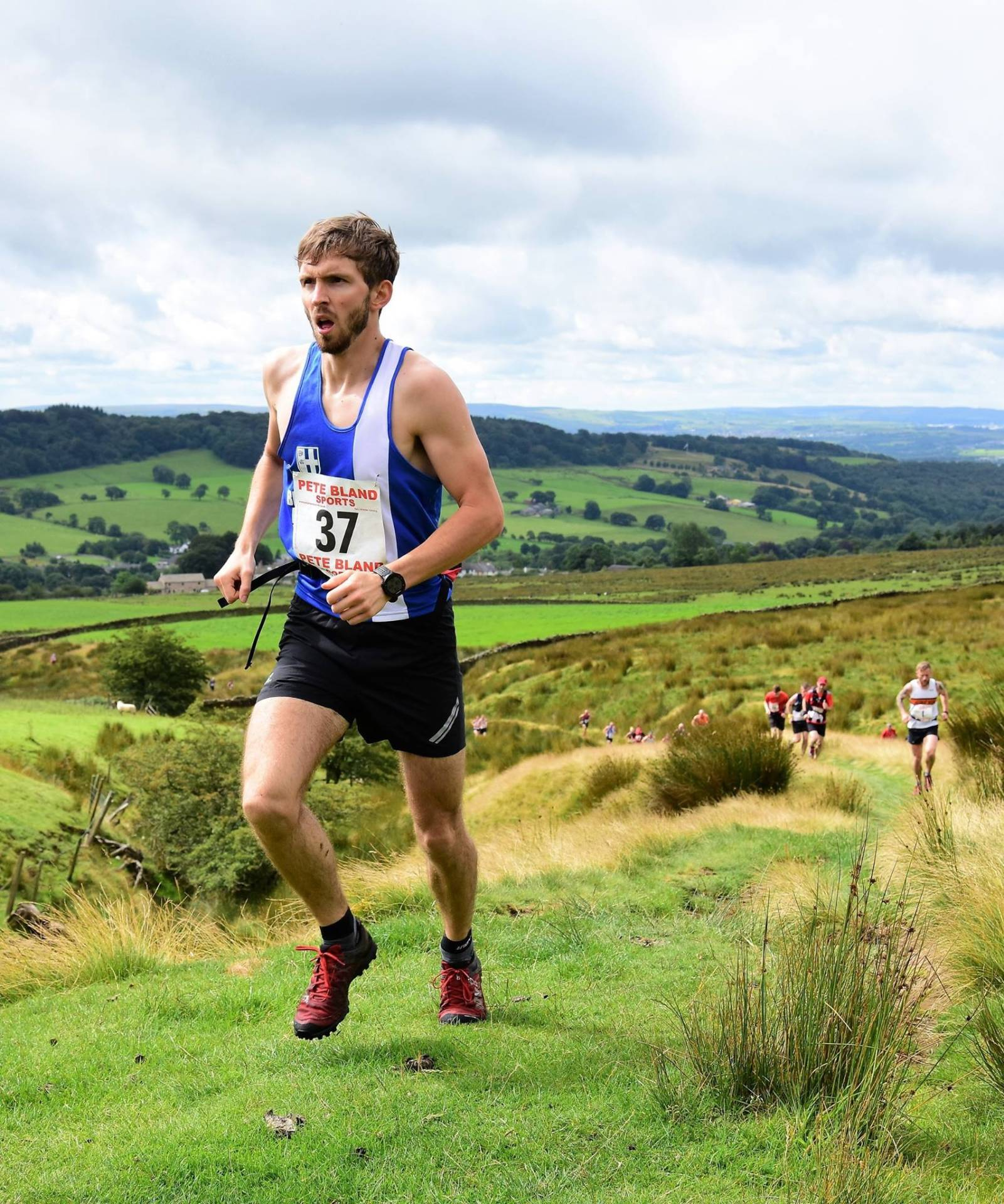 Results from Mid Lancs T & F League – Pilling 10k – Sabden Fell Race