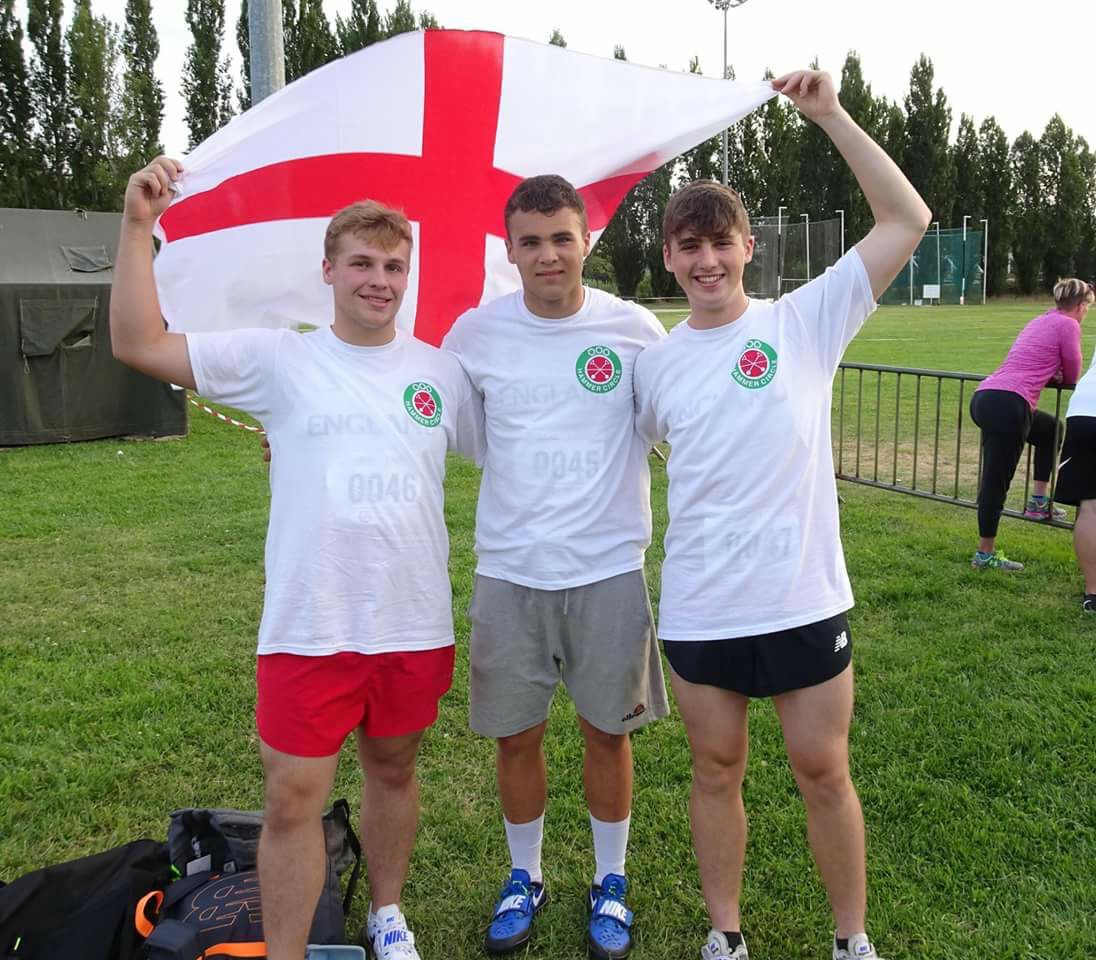 Jacob competes in Portugal – Astley Park Series Race (4) – John runs a two in one on the Fells!