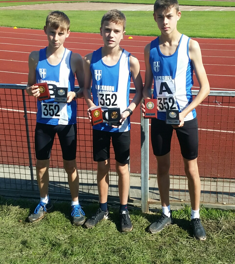 Harriers win 8 Team Medals at North West Road Relays