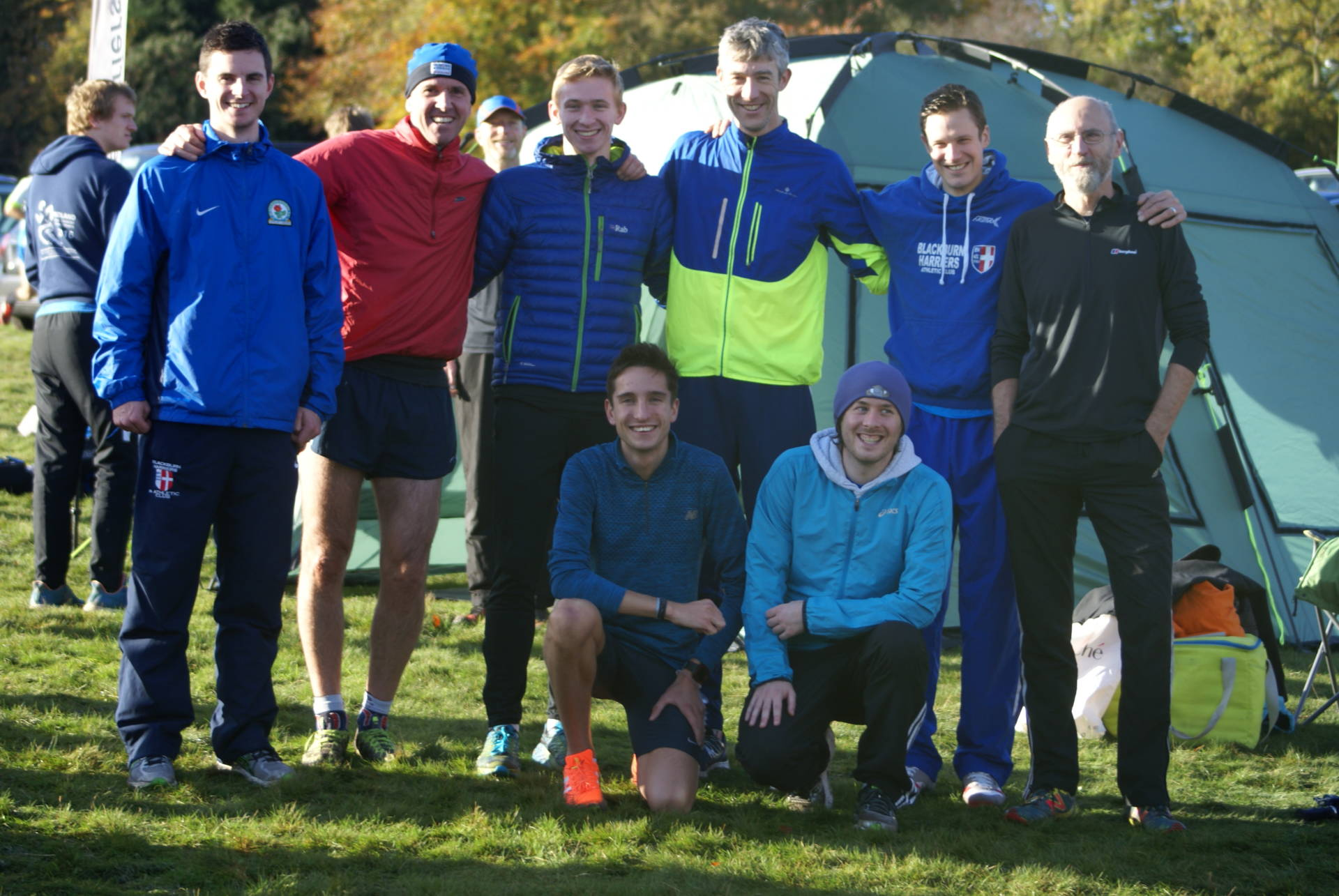 Top 30 for Harriers at Mansfield – New PB's for Tim, Joe & Ben at Abbey Dash 10k – Joanne Wins Through The Villages with Vets Wins for Gary and Janine – Lancaster Half PB for Sean – John on a Fell Double Header