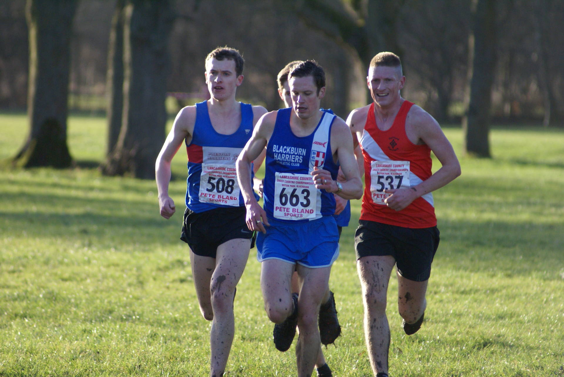 Great day for the Harriers winning twenty Team and Individual Medals at Lancashire Cross Country Championships