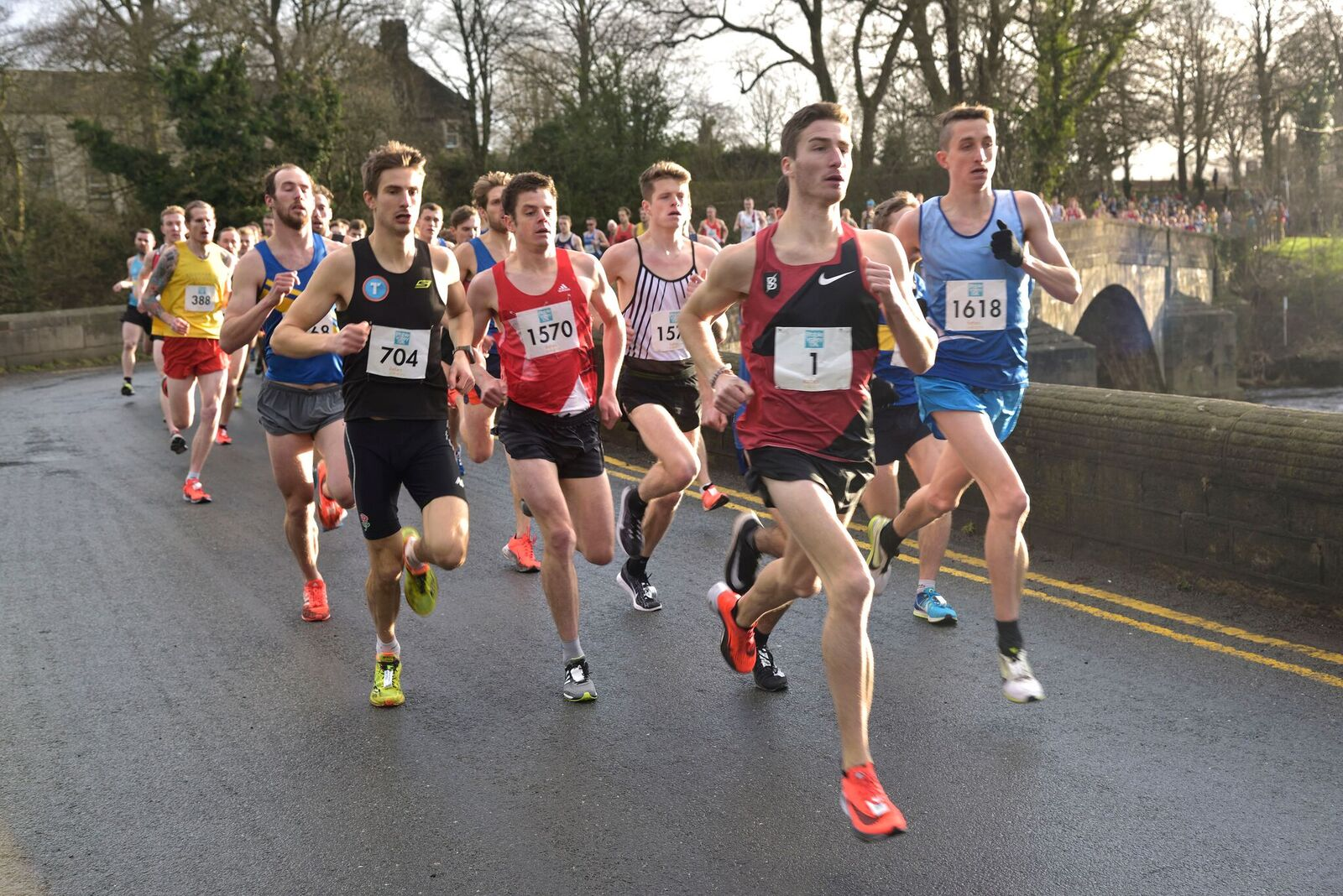 Wins for Marc Scott & Laura Weightman at RV10k – Northern Team Medals and Open Race wins for Blackburn Harriers  + Vet wins for Harriers Mat Nuttall and Joanne Nelson