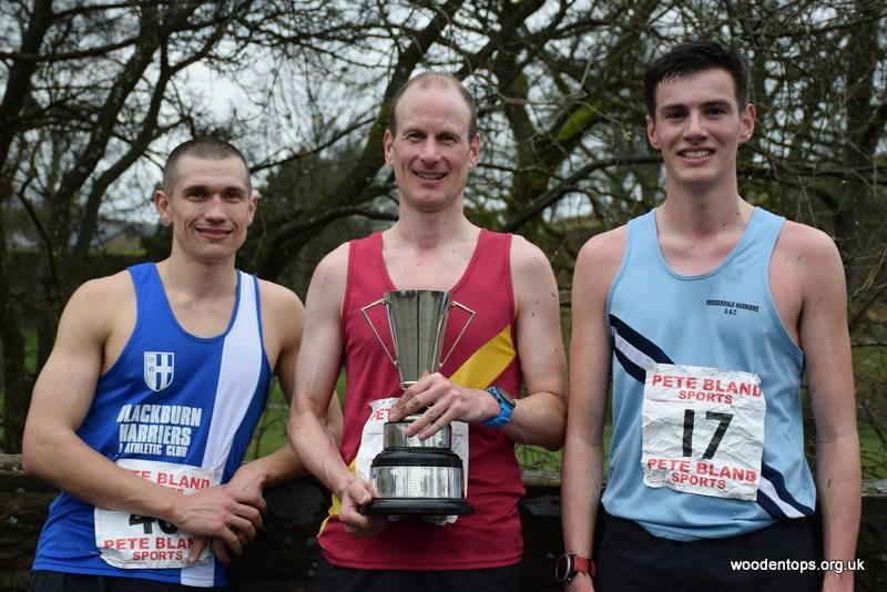 Gold, Silver and Bronze for Harriers at Lancashire Fell Championships – Lots of PB's and Wins for Harriers at Mid Lancs – PB for Jack at Podium 5k – Braddy Down Under
