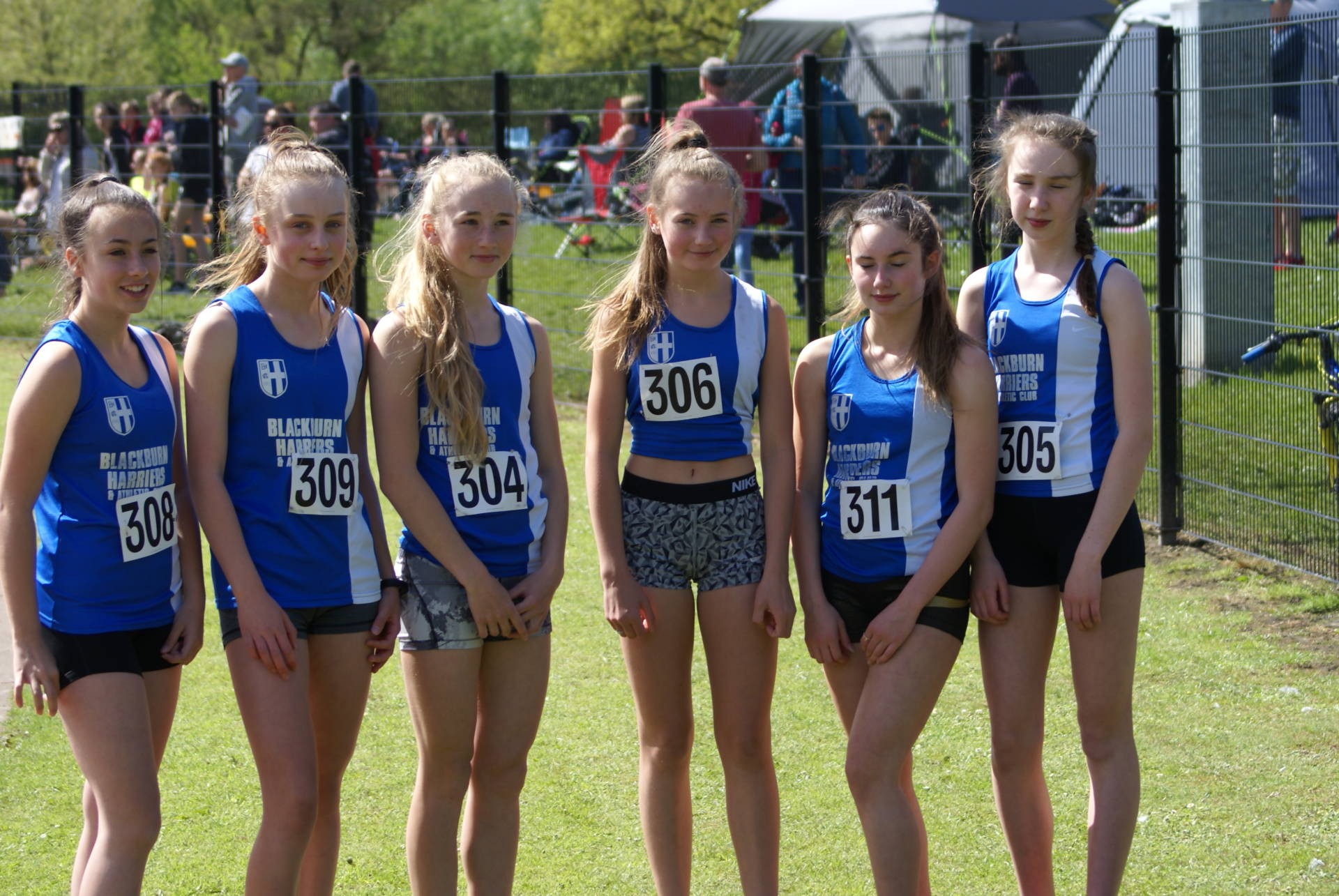 New PB's, English Schools qualification Standards gained & Medals for the Harriers at Lancashire T& F Championships