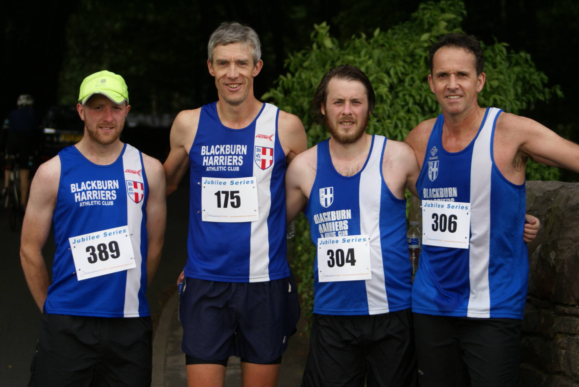 Ben Wins at Horwich & Harriers Win Team – John 3rd at Sabden – Victoria Wins Hunter 5k – Aggie's Staircase