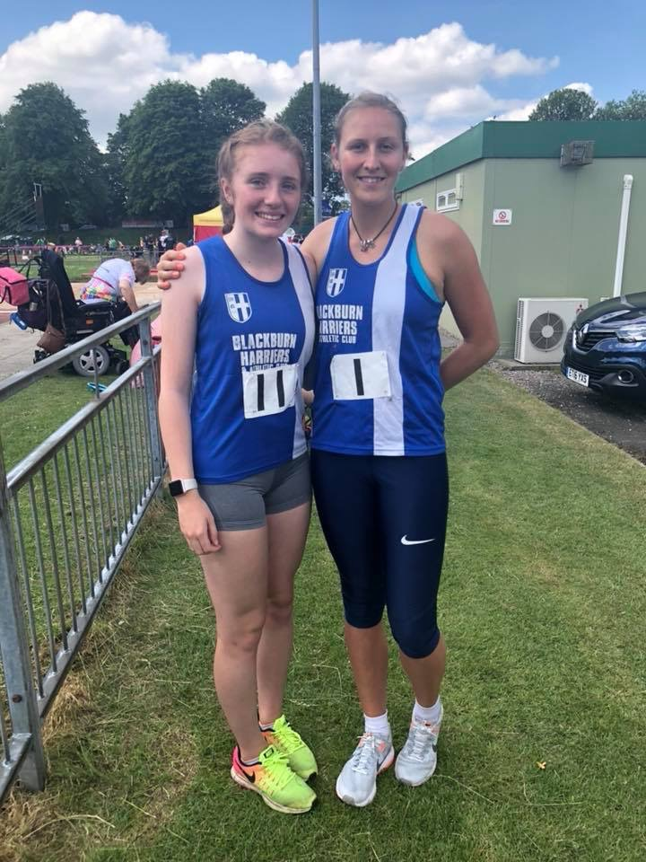 Another Win for the Harriers Senior Team in Northern League – Holly comes 5th in Oslo Diamond League & is in 3rd place in the Standings – James runs 800m PB & Rob runs 1500m PB at Loughborough BMC – Chris Wins GB Selection at Sedbergh – Brian fastest Bike Ride in Lanzarote Ironman – John on the Fells – Jack Wins Astley Park & Harriers Win the Team
