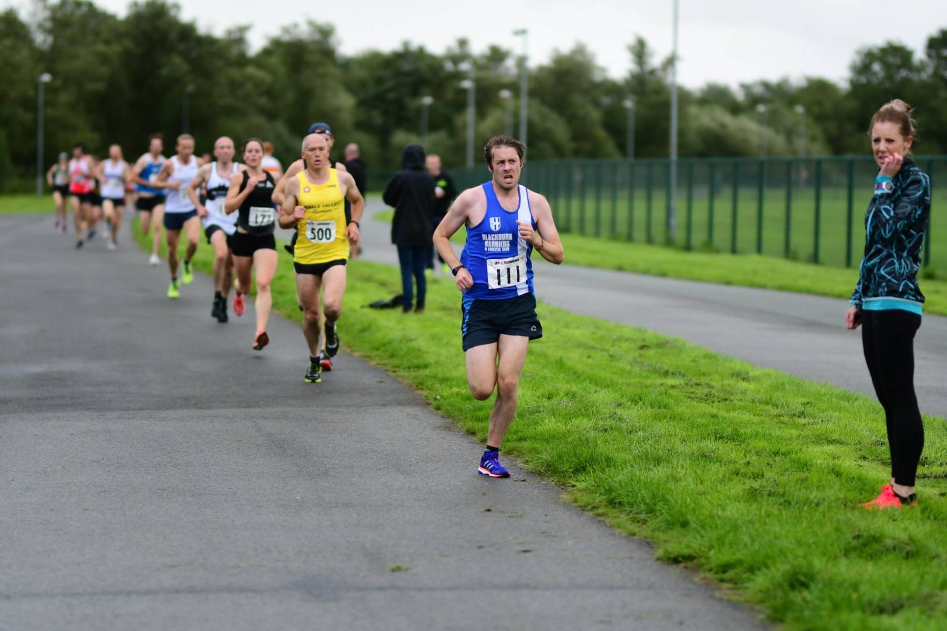 PB's for Joe & Amy + a Win for Tony at Trafford – Seasons Best for Karl at Podium 5k – Holly 4th in Germany – Wins for Tobi and Nicky at Trafford Medal Meeting – Pilling 10k