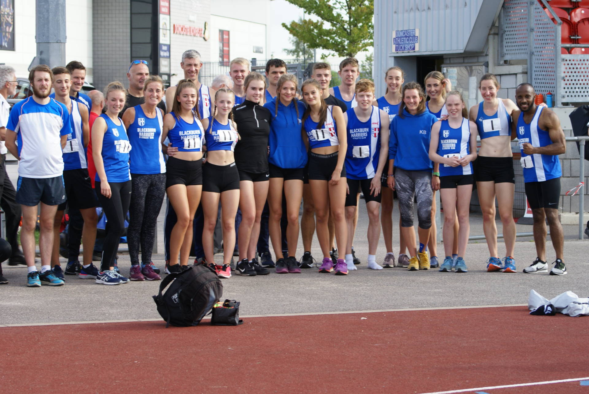 Harriers Senior Team Win Promotion to Division One in Northern League – Jess Wins Home Countries International 1500m and BMC 3000m – Rob Runs seasons best 800m at Tipton BMC – Thomas Runs Junior International Fell Trials at Arncliffe – Gary & Ian at Pendle Three Peaks