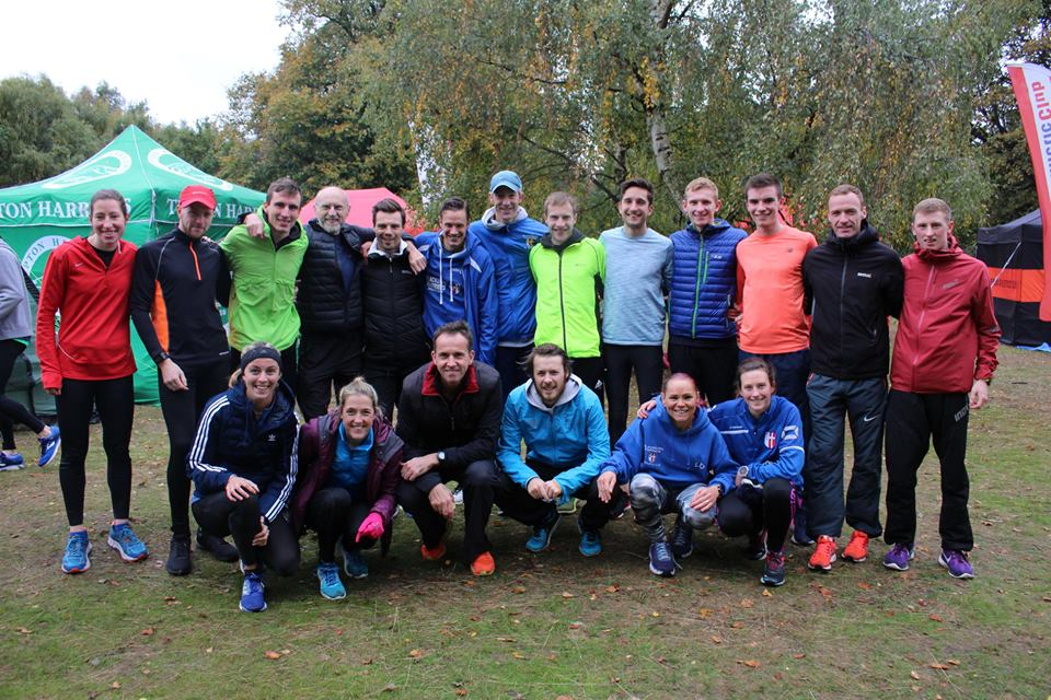 Great running from the Harriers at National Road Relays in Sutton Park