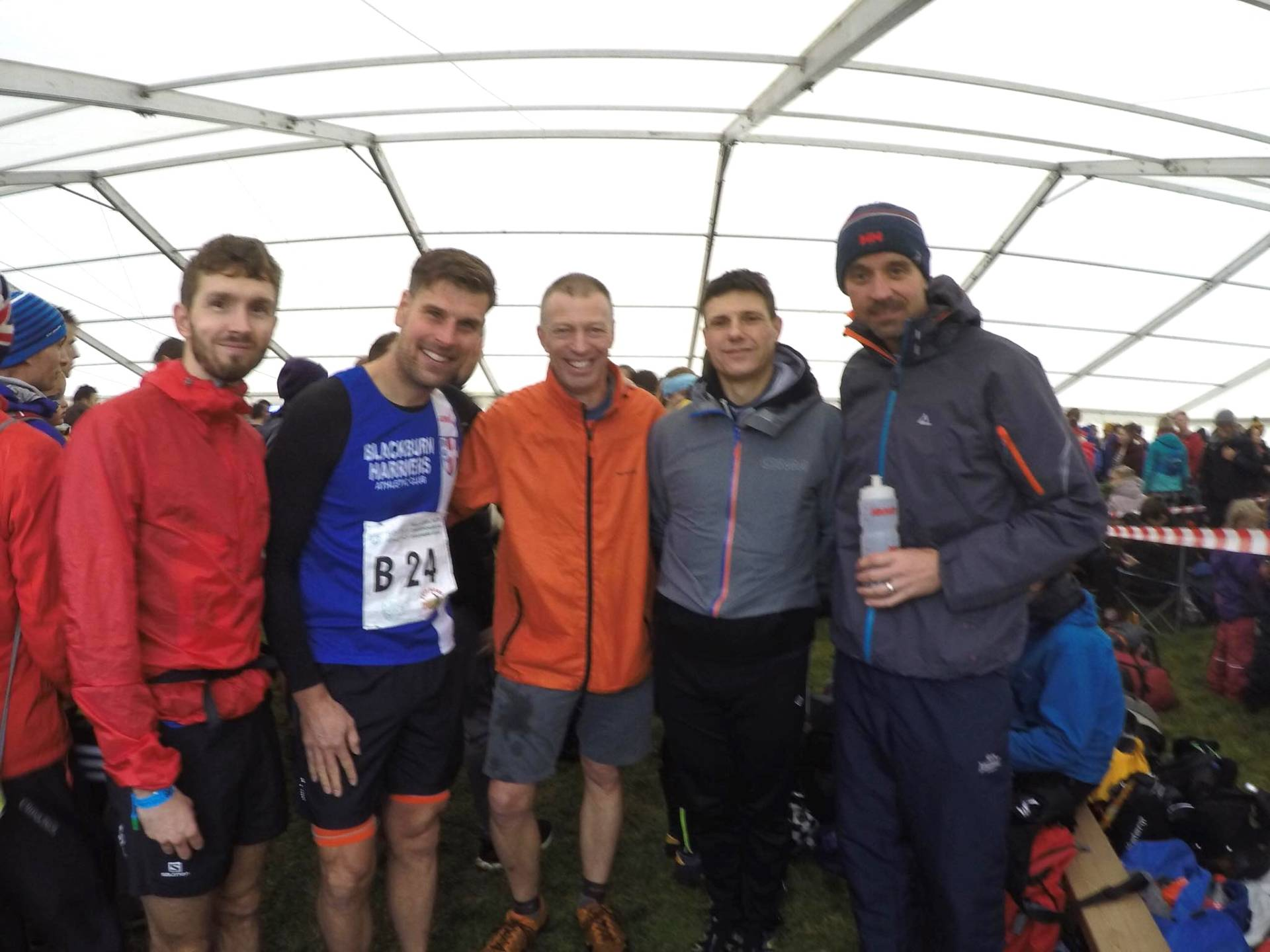 British Fell Relays Championships with the Harriers – U11 & U13's at Northern Cross Country Relays – New PB for Carly at Green Drive 5 – Amsterdam Marathon with Jonathan