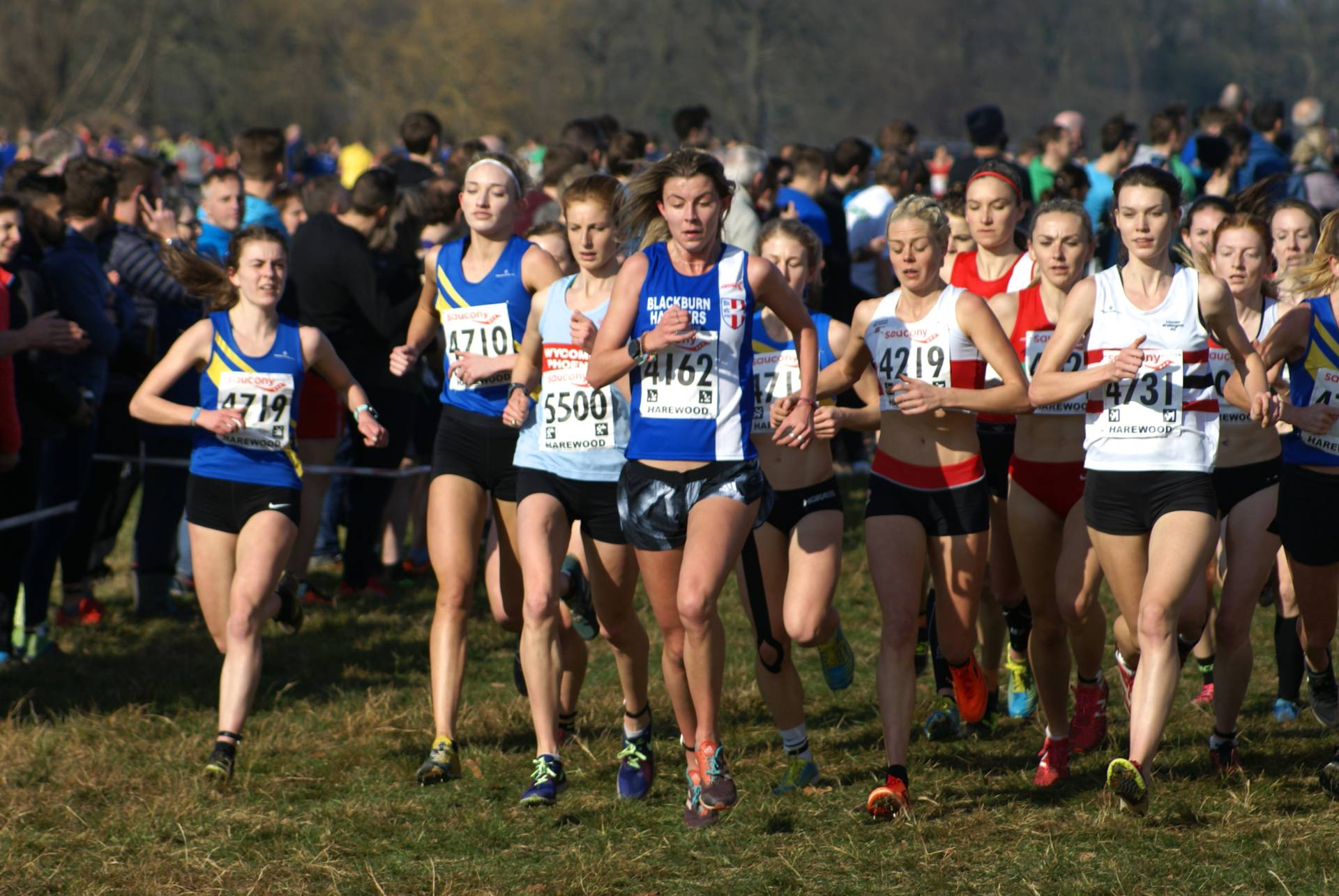 Jess Wins Bronze at National XC Championships – Ben places 4th in National Indoor Championships