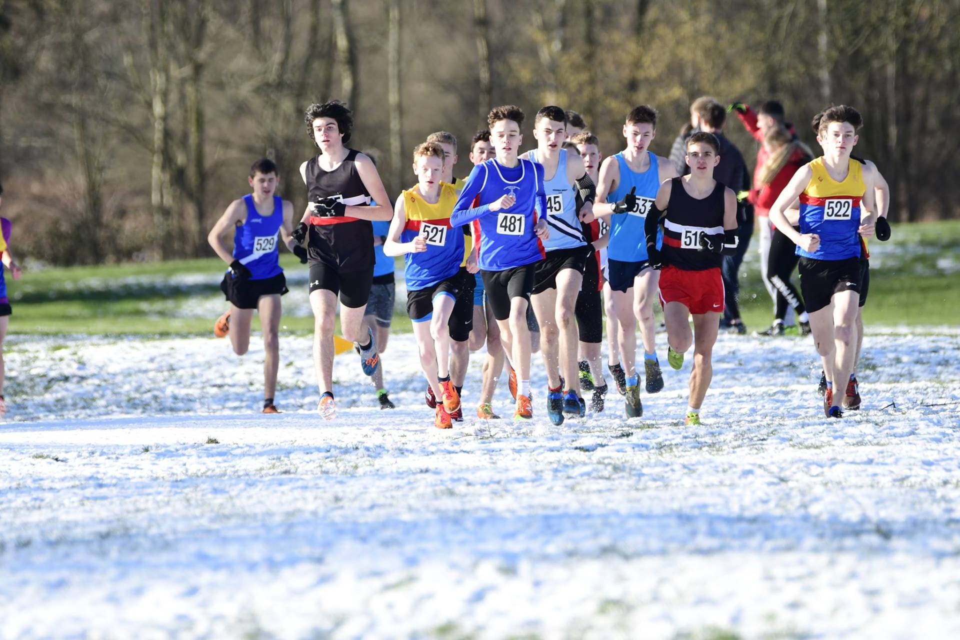 Matt Wins Lancashire Schools Title – Jess takes 4th at BUCS  XC Championships – Ben Wins Hurdles Silver Medal at Northern Champs – Victoria Wins Winter Warmer 10k & Harriers Win Team Race