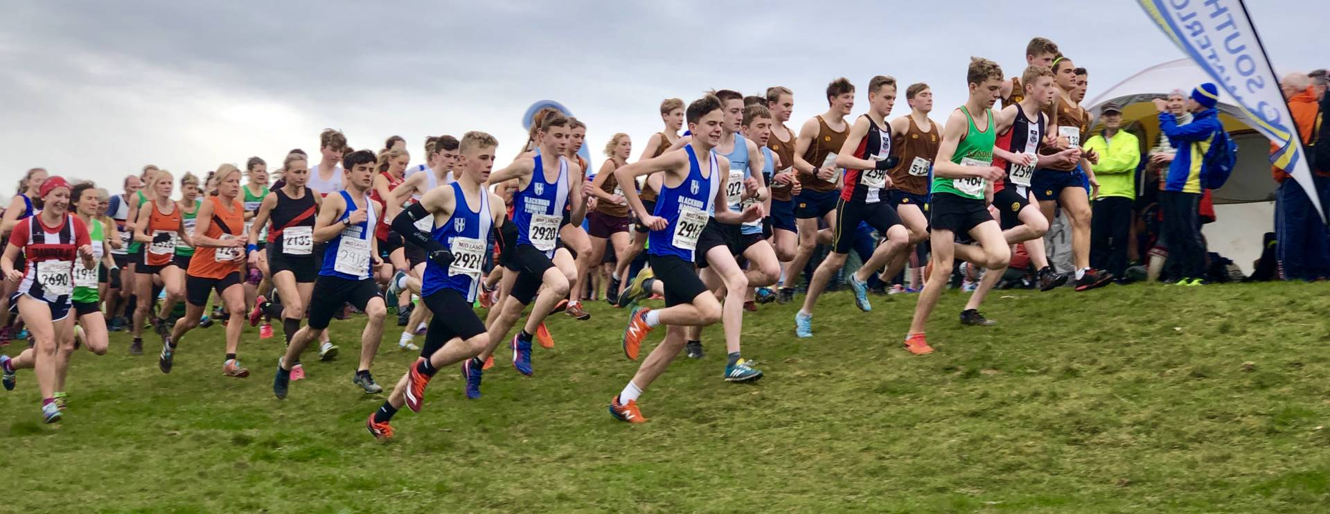Jack Wins Mid-Lancs + Team Wins for Senior Men – U17 Men – U11 Boys – Red Rose Trophies for the Harriers at Presentation Evening – On the Fells with the Harriers –  1st and 2nd for Annabel and Pauline at Ron Hill 10k & Calum in top 3 – Victoria 3rd Woman at Haweswater Half – Joanne 3rd Woman at Settle Half and top 5 for Paul – Josh runs new PB at Podium 5k –