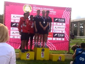 Gold & Silver World Championship Medals for Ben in Florida – Top ten for Andrew and New PB for Eva in Mallorca