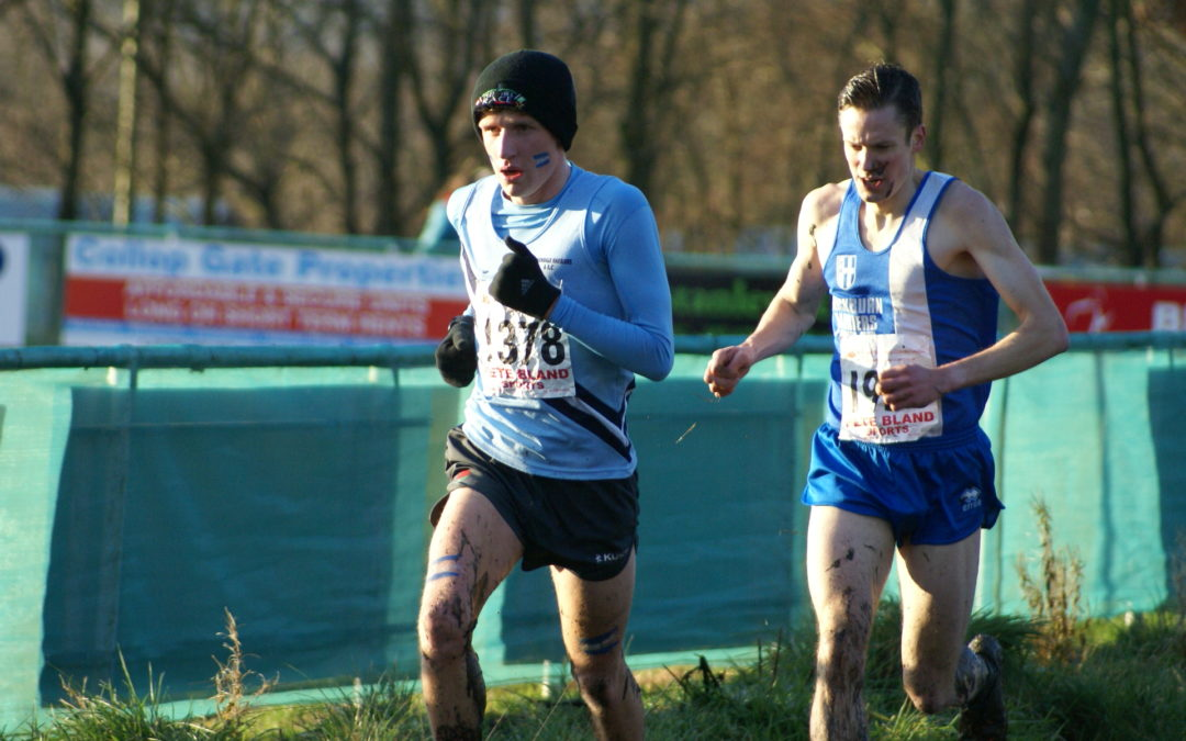 Ben Wins Red Rose Individual Series Title – Senior Men Win Red Rose Team Series Title – Chris Wins Red Rose V40 Series Title – Podium 5k – Sportscity Indoor Series – Harriers Presentation Evening