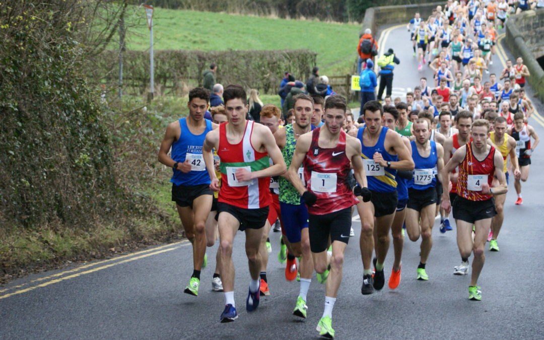 2019 Ribble Valley 10k Race Video