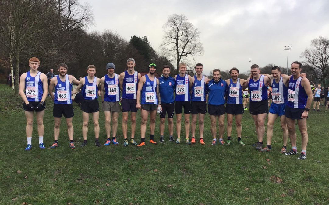 Ben Wins Lancs Champs & Senior Men take Team Title at Lancashire XC Championships – Harriers on the Fells