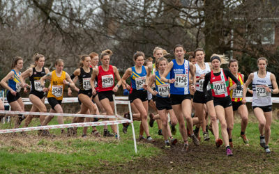 Jess Judd Ranked No.1 in Cross Country Nationally