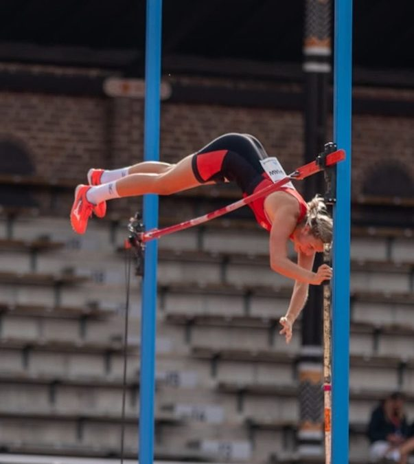 Holly Wins Stockholm Diamond League