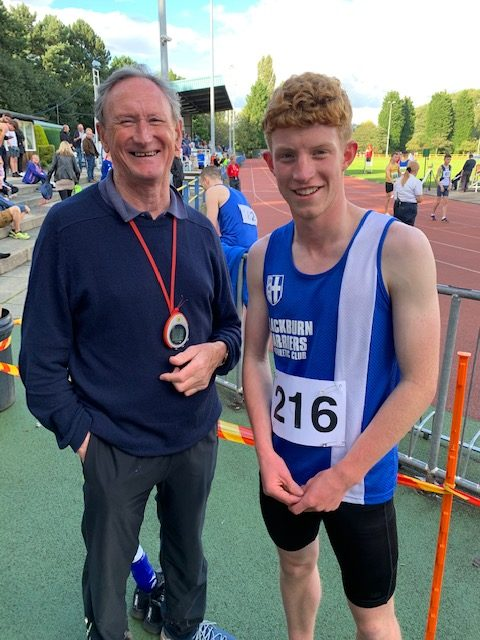 New PB's & Wins for Harriers at Trafford – Jack takes 5th at Helvellyn – Harriers on Tour