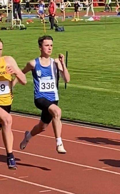 More Wins & New Personal Bests for Harriers at Trafford