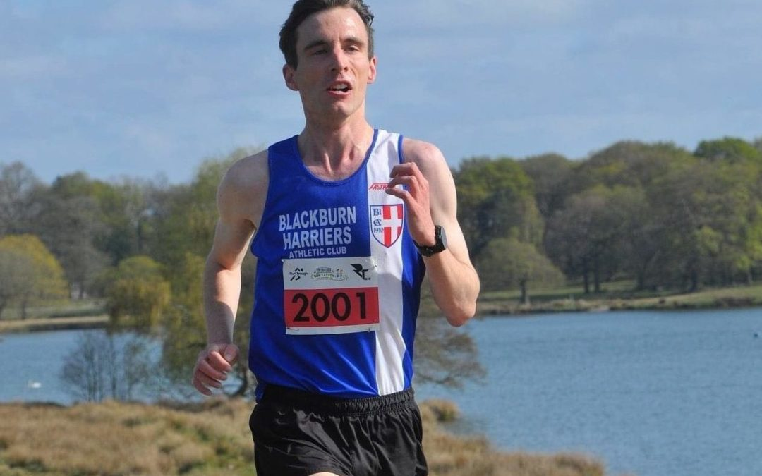 Harriers set 8 PB's and six wins at Trafford – Ben in Top 20 in Cheshire Marathon – Tim 2nd at Tatton Half-Marathon – Mark 2nd at Tatton 10k