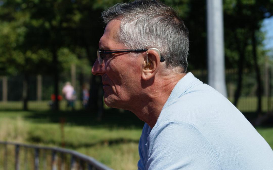Tribute to Blackburn Harrier's Coach Joe Fleming