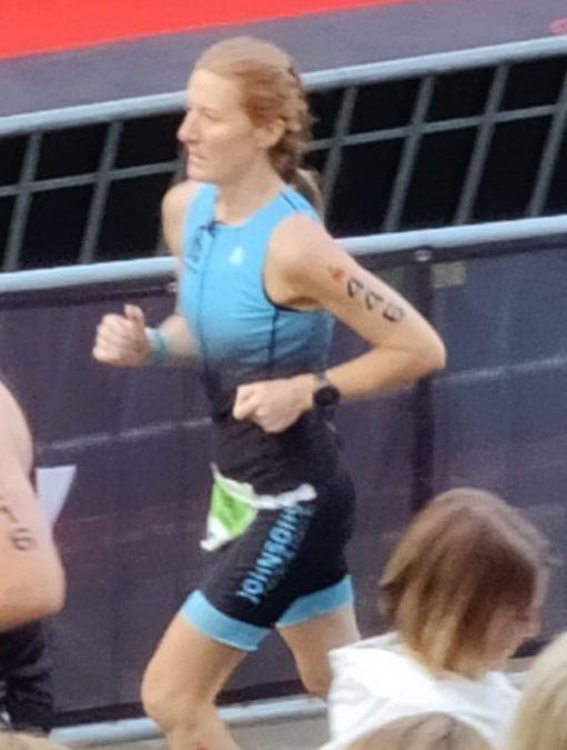 Sprints Grand Prix at Trafford – Janine runs British Ironman – Chris Wins Beach 10k
