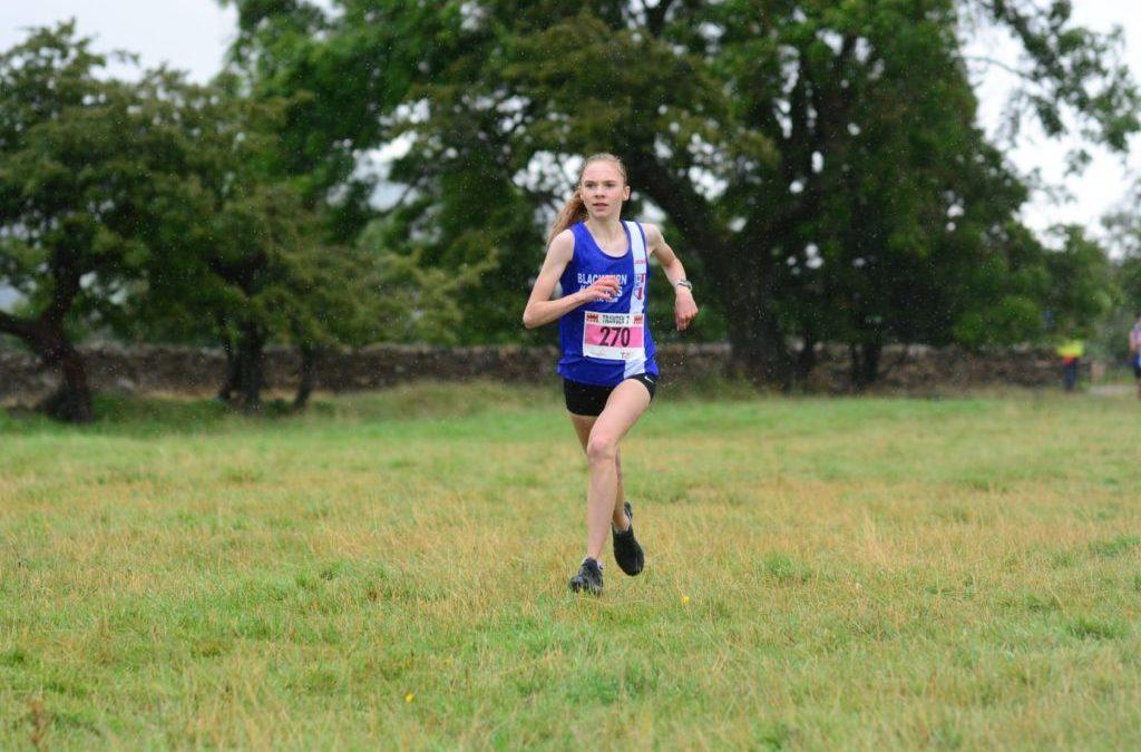 Isabel Wins England U17 Team Selection – Helen Wins again at Ennerdale Show Race