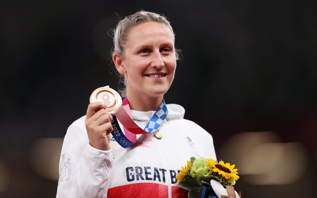 A message from Holly Bradshaw – the first British Woman to ever win an Olympic Pole Vault Medal