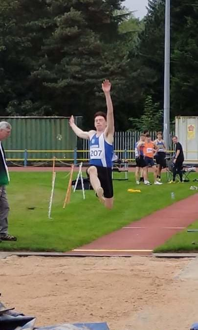 Wins for George & Poppy at Combined Events Classic – New Throws PB's for Matt & Anna – Isabel Wins Bronze at English Schools Fell Champs – Helen at Coledale Horseshoe – Abigail Wins Blackpool 10k – Jan & Charlotte in Half-Marathon